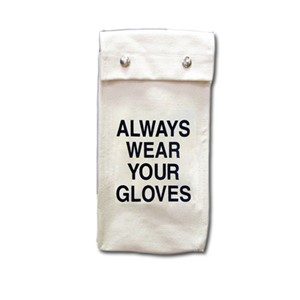 Protective Glove Bag (holds 11 & 14-inch Voltage Resistant Gloves)
