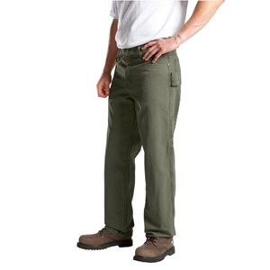 Relaxed Straight Fit Duck Carpenter Pants