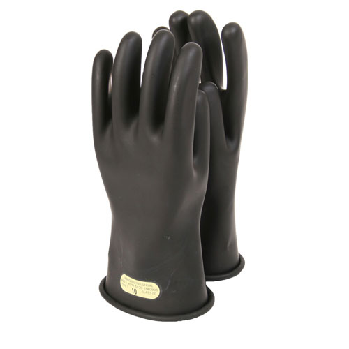 Class 00 Rubber Voltage Gloves