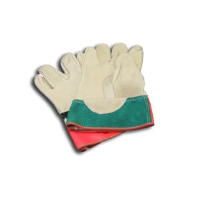 "12"" Leather Protectors (for Class 2 Rubber Voltage Gloves)"