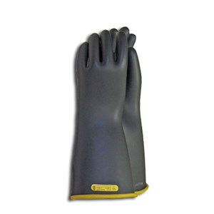 14-inch Class 2 Rubber Voltage Gloves - Size 9 ONLY
