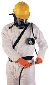 EZ Airline Respirator Assembly