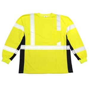 Black Series FR Hi-Vis Long Sleeve Shirt