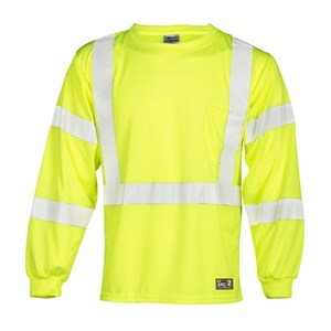 Hi-Vis FR Long Sleeve Shirt
