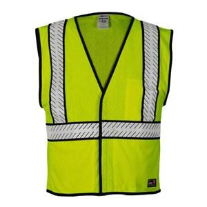 FR Breathable Hi-Vis Contrasting Vest