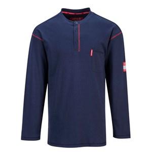 Bizflame Henley Shirt