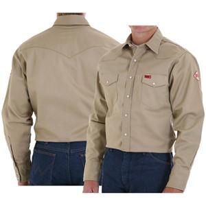 Cowboy Style FR Work Shirt