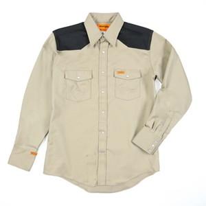 Wrangler Lightweight FR Western Shirt