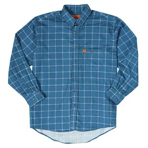 Wrangler FR Western Plaid Shirt