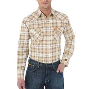 Lightweight Snap Front Shirt