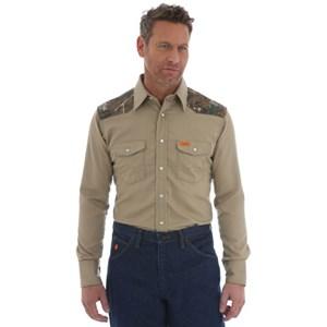 Wrangler FR Lightweight Western Shirt