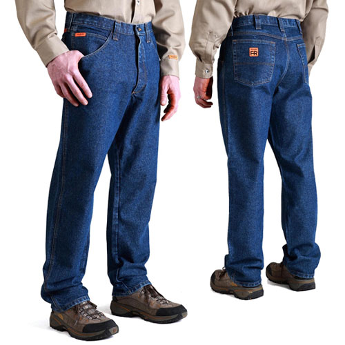 65258a8803f Wrangler FR Jeans | Relaxed Fit Flame Resistant Jeans