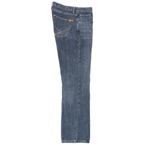 Wrangler FR 20X Vintage Boot Jean in Midstone