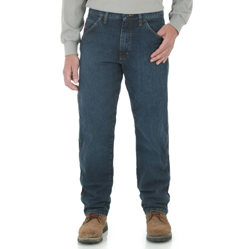 f0afffe5 Wrangler FR Jean Advanced Comfort Relaxed Fit - FRAC50M