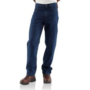 Carhartt Flame Resistant Relaxed-Fit Signature Jean