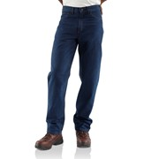Relaxed-Fit Signature Jean