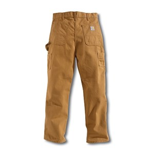 Carhartt FR Work Dungaree in Carhartt Brown