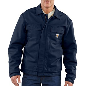 FR Lanyard Access Jacket with Midweight Quilt Lining