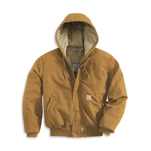 Midweight FR Quilt Lined Active Jacket-Brown