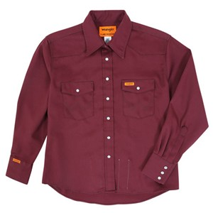 Women's Lightweight FR Western Work Shirt