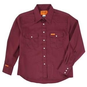 Women's Lightweight FR Western Work Shirt