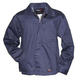 FR Lightweight Utility Jacket in Navy