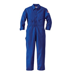 Industrial Coverall in 7.0 oz Banwear by Walls FR in Royal Blue