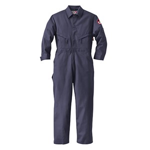 Industrial Coverall in 7.0 oz Banwear by Walls FR in Navy