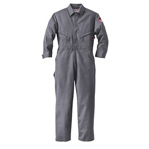 Industrial Coverall in 7.0 oz Banwear by Walls FR in Gray