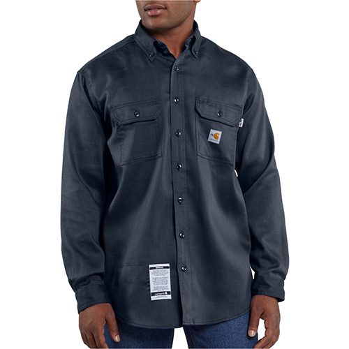 Work-Dry Lightweight Twill Shirt