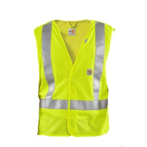 Carhartt FR Hi-Vis 5-Point Breakaway Vest