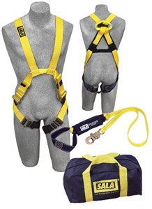 Fall Protection Arc Flash Kit