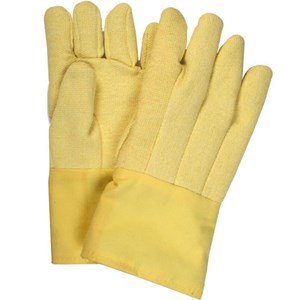 "14"" Straight Thumb Thermobest Glove with Kevlar Twill Cuff"
