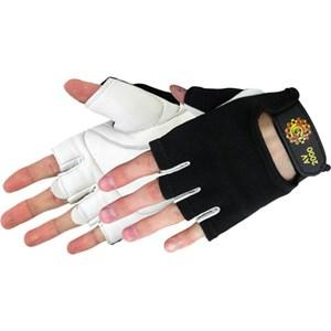Hot Rod Anti-Vibration Fingerless Glove