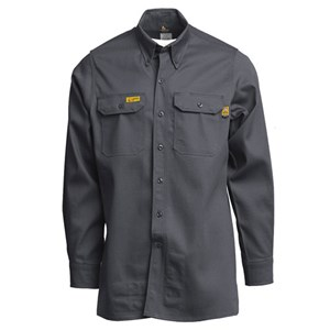 LAPCO 6oz. FR Gold Label Uniform Shirt