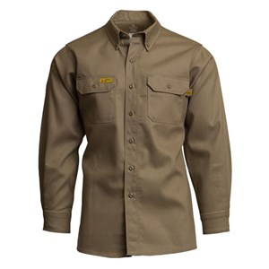 LAPCO 7oz. FR Gold Label Uniform Shirt