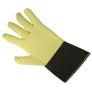 "12"" Reversed Kevlar Terrycloth Glove with FR Duck Cuff"