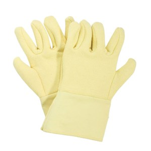 "12"" Reversed Kevlar Terrycloth Glove with Kevlar Twill Cuff"