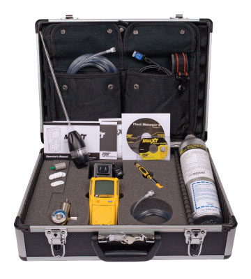GasAlertMax XT II Confined Space Kit