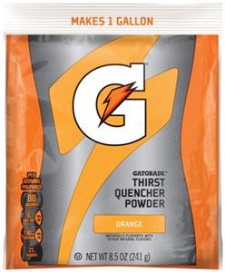 Gatorade 1 Gal Orange 40 Packs