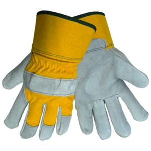 Global Glove 2190 Premium Gun Cutt Leather Palm Glove