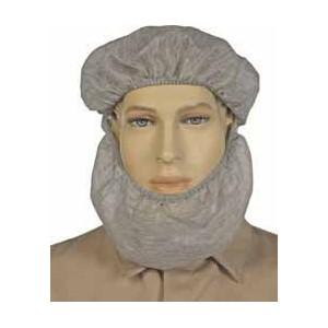 FR Beardnet in Gray Nomex® Knit