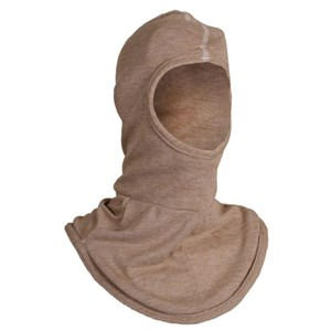 Double Layer PBI Knit Hood with Single Layer Bib