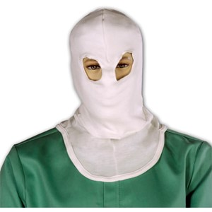 Triple Layer Nomex Face with Eye Holes, Single Layer Bib