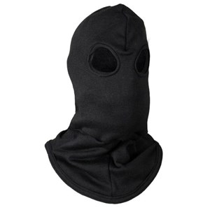 Triple Layer Knit Hood with Eye Holes for Arc Goggle