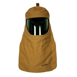 65 cal / CAT 4 FR Hood with Faceshield in NOMEX® / KEVLAR®