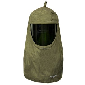 40 cal ArcGuard Revolite Arc Flash Hood with Faceshield