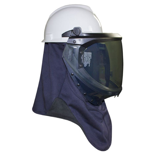Face Shield Closed View