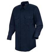 Unisex First Call® Concealed Button-Front Long Sleeve Shirt