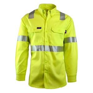LAPCO FR Hi-Vis Class 2 Uniform Shirt